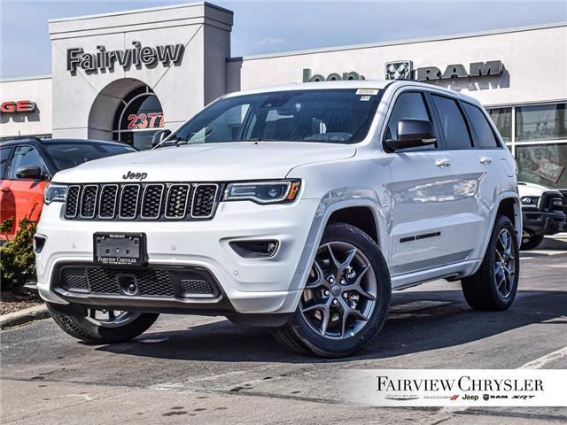 2021 Jeep Grand Cherokee Limited (Stk: MC291) in Burlington - Image 1 of 29