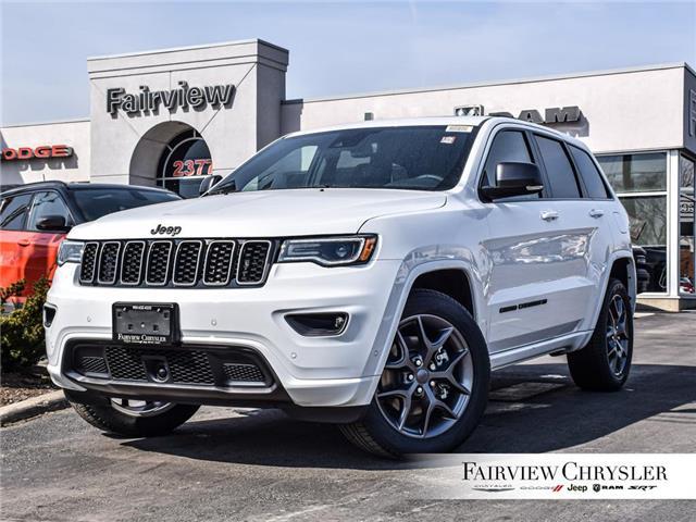 2021 Jeep Grand Cherokee Limited (Stk: MC290) in Burlington - Image 1 of 30