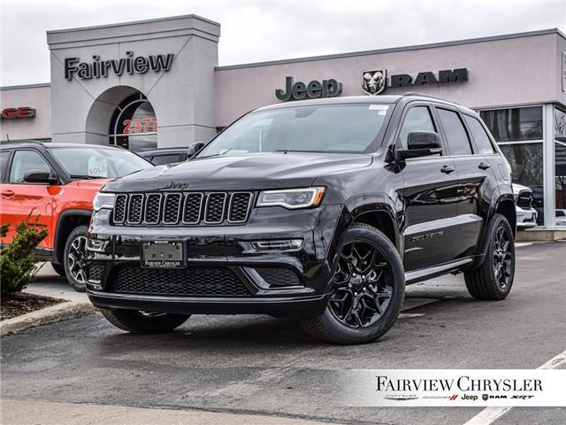 2021 Jeep Grand Cherokee Limited (Stk: MC369) in Burlington - Image 1 of 28