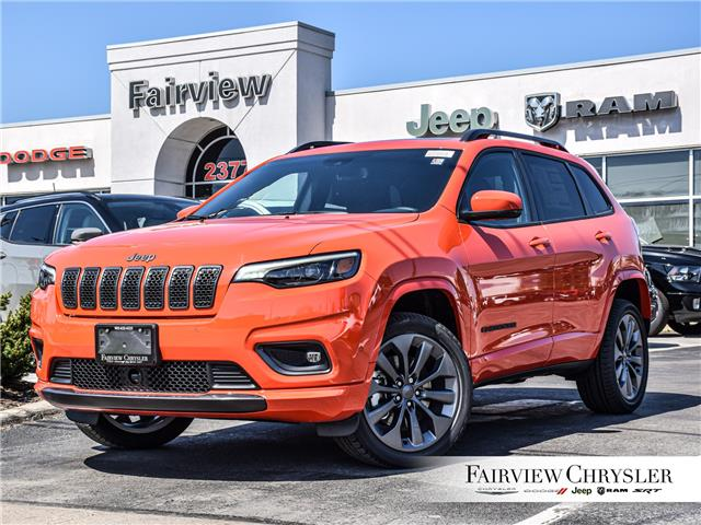 2021 Jeep Cherokee Limited (Stk: MD378) in Burlington - Image 1 of 29