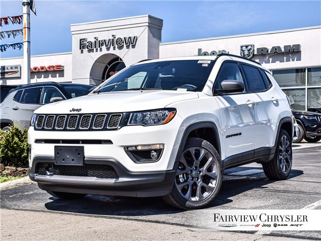 2021 Jeep Compass North (Stk: MT336) in Burlington - Image 1 of 31