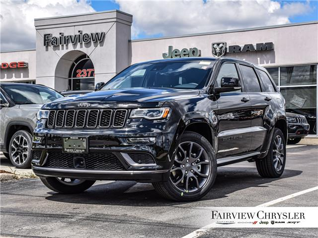 2021 Jeep Grand Cherokee Overland (Stk: MC409) in Burlington - Image 1 of 30