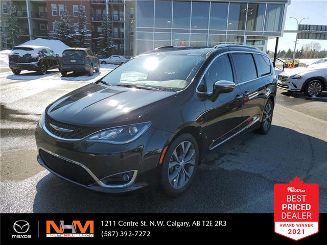 2017 Chrysler Pacifica Limited (Stk: K8207A) in Calgary - Image 1 of 26