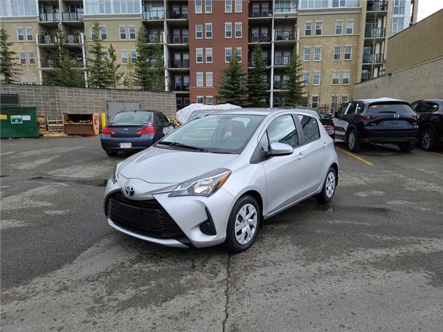 2018 Toyota Yaris  (Stk: N6757A) in Calgary - Image 1 of 20