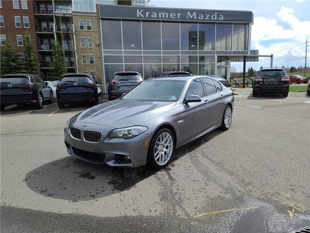 2011 BMW 535i xDrive (Stk: K8237A) in Calgary - Image 1 of 21
