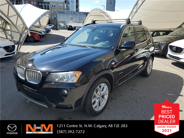 2014 BMW X3 xDrive28i (Stk: K8255) in Calgary - Image 1 of 20
