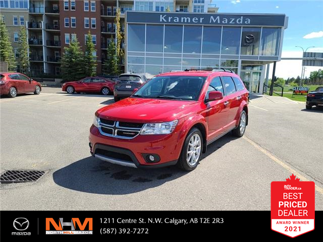 2016 Dodge Journey R/T (Stk: N6246A) in Calgary - Image 1 of 19