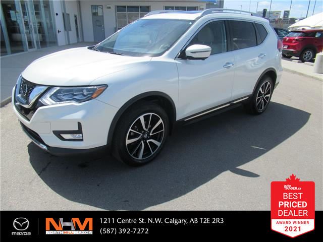 2017 Nissan Rogue SL Platinum (Stk: ST2223) in Calgary - Image 1 of 21