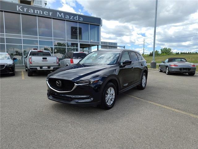 2019 Mazda CX-5 GT w/Turbo (Stk: K8263) in Calgary - Image 1 of 21