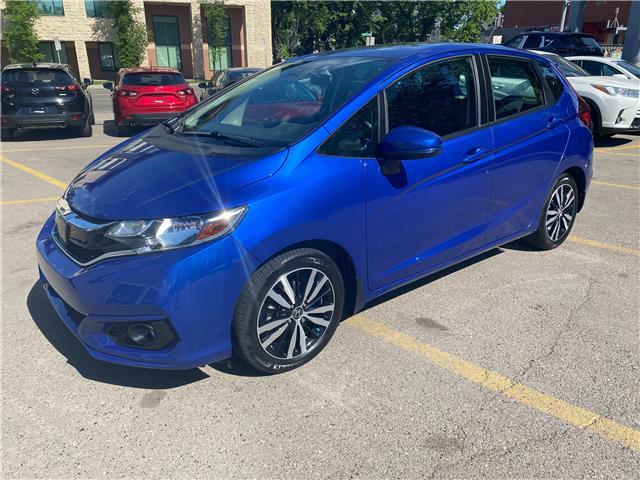 2018 Honda Fit EX (Stk: NT3314) in Calgary - Image 1 of 15