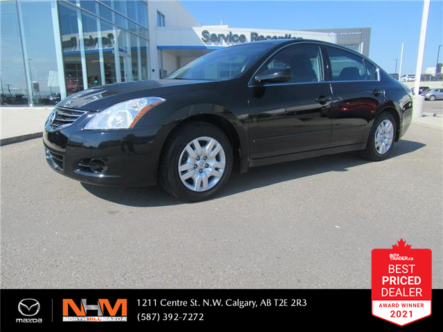 2011 Nissan Altima 2.5 S (Stk: ST2248) in Calgary - Image 1 of 21