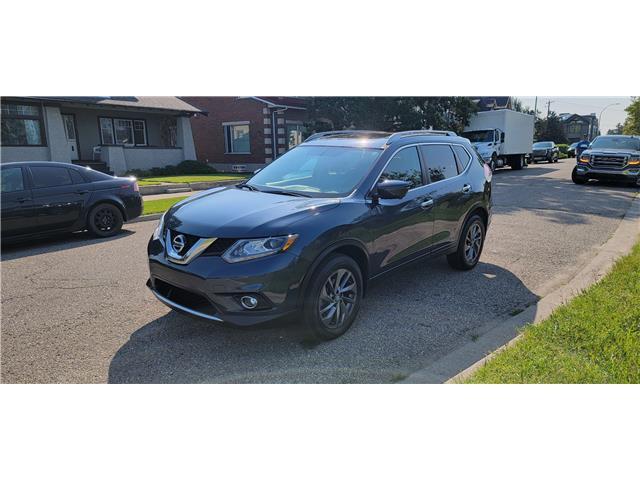 2016 Nissan Rogue SL Premium (Stk: NT3320) in Calgary - Image 1 of 11