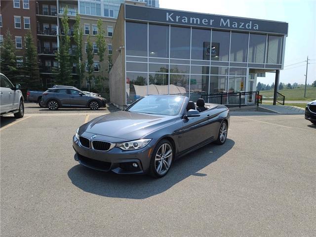 2016 BMW 435i xDrive (Stk: N6674A) in Calgary - Image 1 of 19