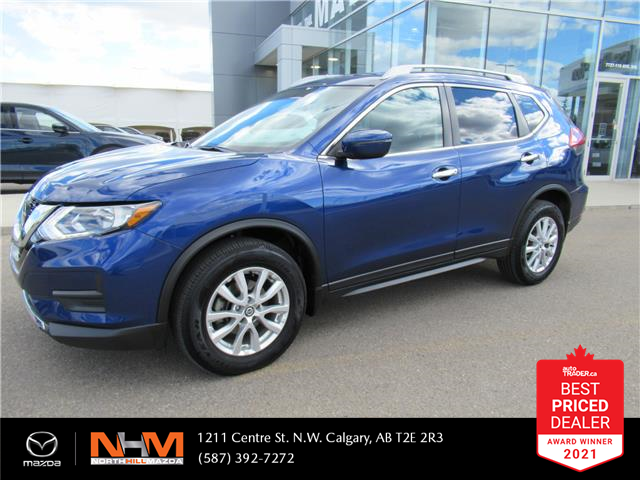 2020 Nissan Rogue S (Stk: ST2286) in Calgary - Image 1 of 18