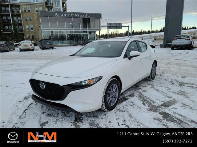 2021 Mazda Mazda3 Sport GS (Stk: N6208) in Calgary - Image 1 of 4