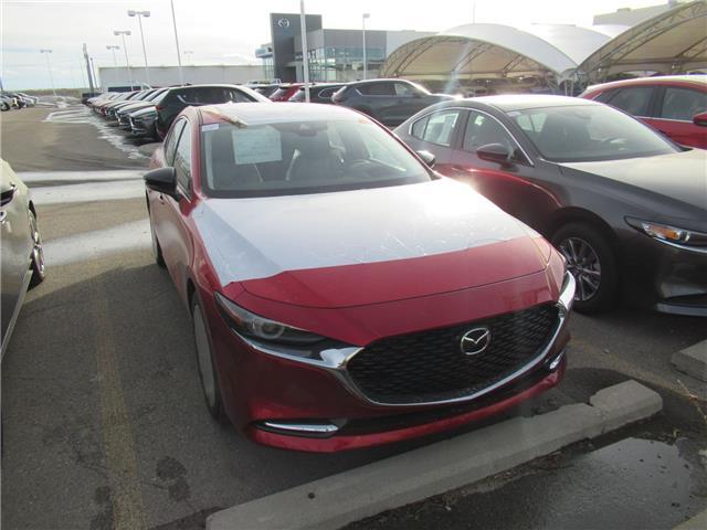 2021 Mazda Mazda3 GT w/Turbo (Stk: M3088) in Calgary - Image 1 of 1