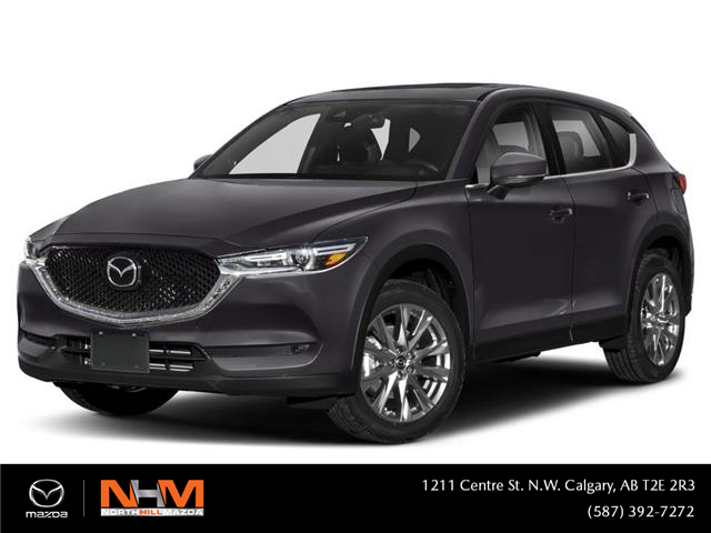 2021 Mazda CX-5 Signature (Stk: H2447) in Calgary - Image 1 of 9