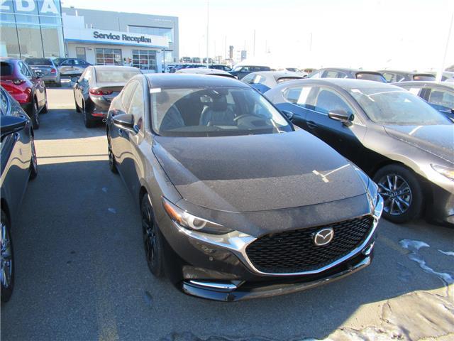 2021 Mazda Mazda3 GT w/Turbo (Stk: M3183) in Calgary - Image 1 of 1