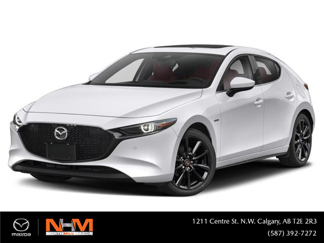 2021 Mazda Mazda3 Sport 100th Anniversary Edition (Stk: H2337) in Calgary - Image 1 of 9
