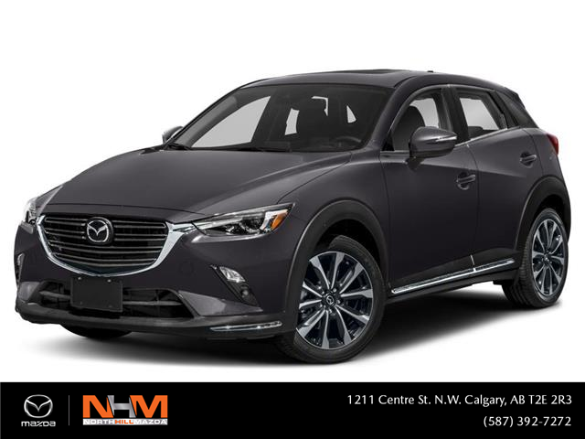 2021 Mazda CX-3 GT (Stk: N6621) in Calgary - Image 1 of 9