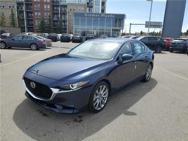 2020 Mazda Mazda3 GT (Stk: N5467) in Calgary - Image 1 of 21