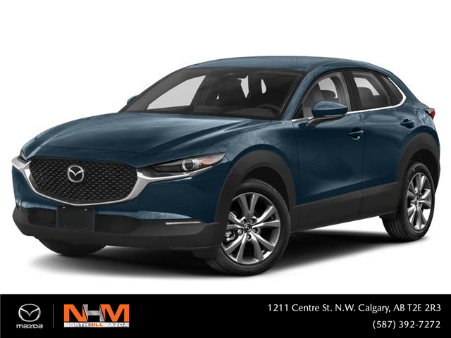 2021 Mazda CX-30 GS (Stk: H2800) in Calgary - Image 1 of 9