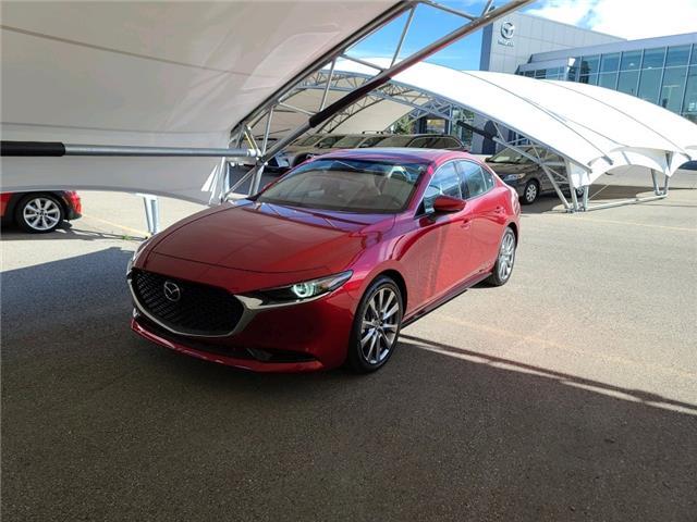 2021 Mazda Mazda3 GT (Stk: N6933) in Calgary - Image 1 of 4