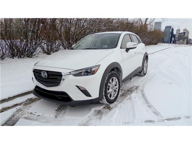 2019 Mazda CX-3 GS (Stk: N3020) in Calgary - Image 1 of 24