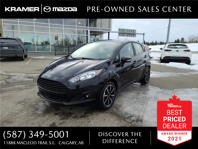 2019 Ford Fiesta SE (Stk: K8203) in Calgary - Image 1 of 18