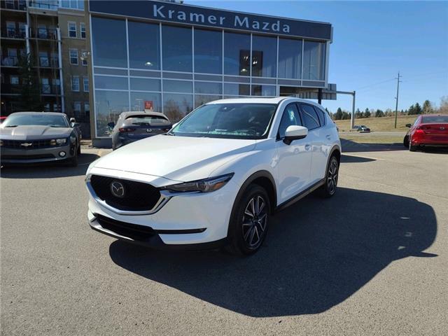 2018 Mazda CX-5 GT (Stk: N6463A) in Calgary - Image 1 of 20