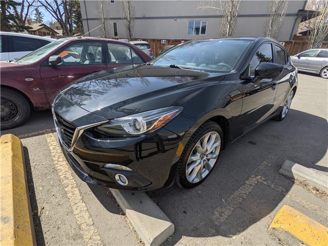 2015 Mazda Mazda3 Sport GT (Stk: NT3279) in Calgary - Image 1 of 13