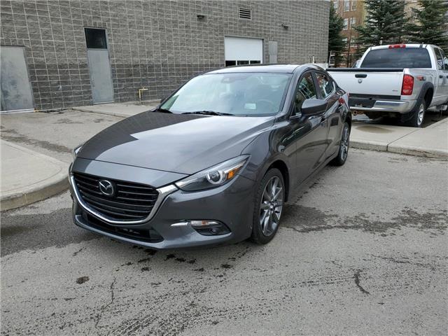 2018 Mazda Mazda3 GT (Stk: N6439A) in Calgary - Image 1 of 21