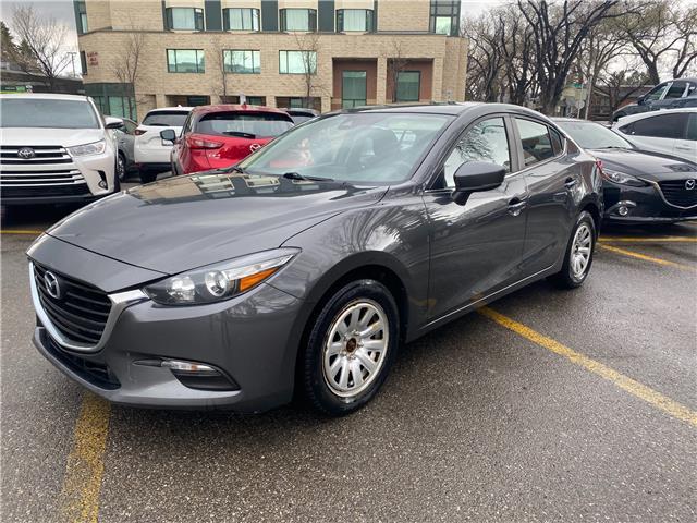 2017 Mazda Mazda3 GS (Stk: N3289) in Calgary - Image 1 of 15