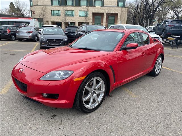 2007 Mazda RX-8 GT (Stk: NT3290) in Calgary - Image 1 of 14
