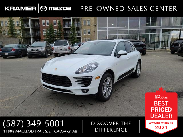 2018 Porsche Macan Base (Stk: K8243) in Calgary - Image 1 of 25