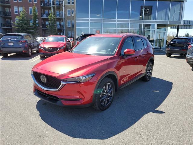 2017 Mazda CX-5 GT (Stk: N6396A) in Calgary - Image 1 of 22