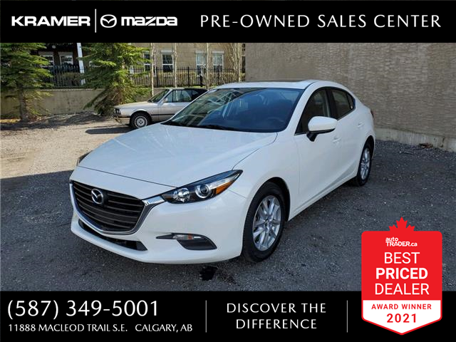 2018 Mazda Mazda3 GS (Stk: N6642A) in Calgary - Image 1 of 20