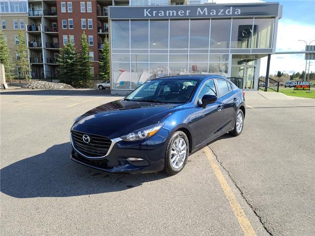 2018 Mazda Mazda3 GS (Stk: N6762A) in Calgary - Image 1 of 20