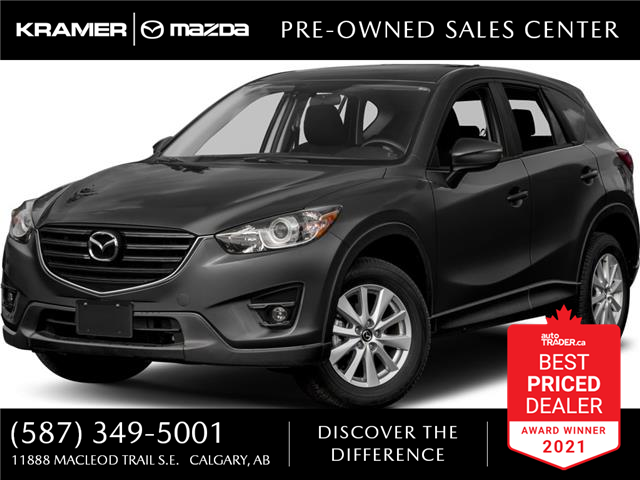 2016 Mazda CX-5 GS (Stk: N6673A) in Calgary - Image 1 of 1