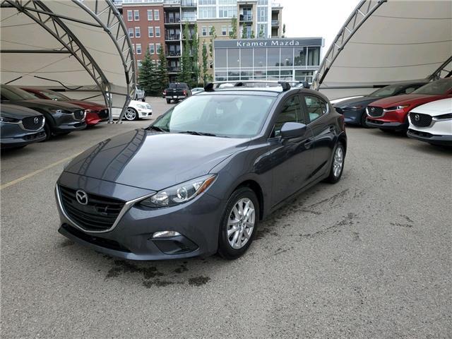 2014 Mazda Mazda3 Sport GS-SKY (Stk: N6570A) in Calgary - Image 1 of 17