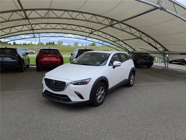 2019 Mazda CX-3 GS (Stk: K8077) in Calgary - Image 1 of 27