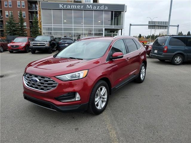 2019 Ford Edge SEL (Stk: N6840A) in Calgary - Image 1 of 21
