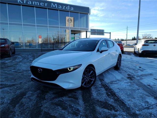 2021 Mazda Mazda3 Sport GT (Stk: N6169) in Calgary - Image 1 of 4