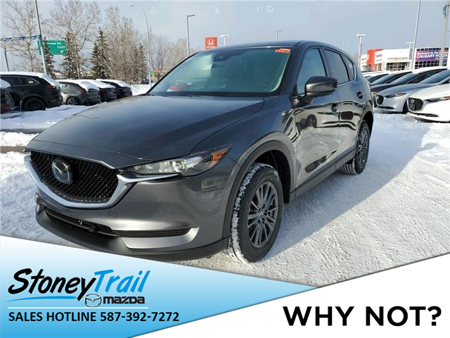 2021 Mazda CX-5 GS (Stk: N6459) in Calgary - Image 1 of 4