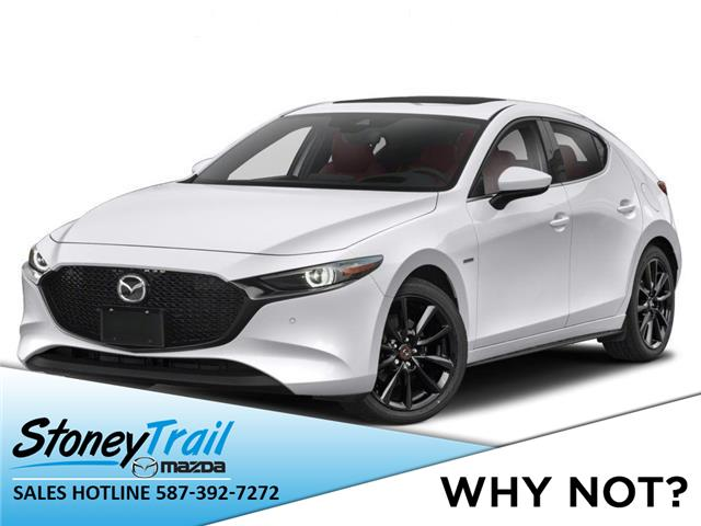 2021 Mazda Mazda3 Sport 100th Anniversary Edition (Stk: H2335) in Calgary - Image 1 of 9