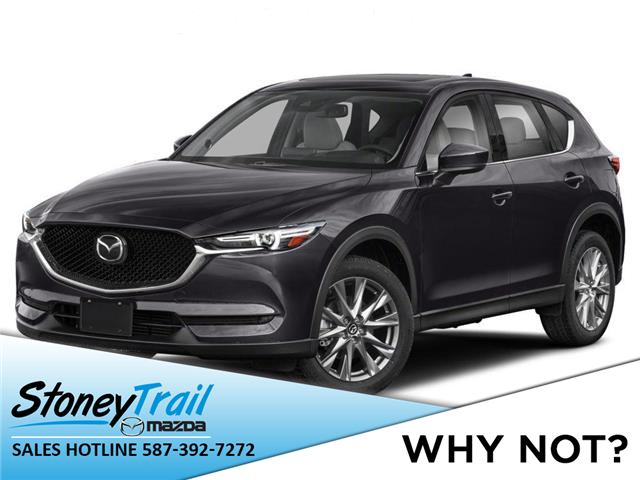 2021 Mazda CX-5 GT w/Turbo (Stk: H2611) in Calgary - Image 1 of 9