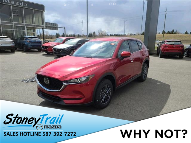 2021 Mazda CX-5 GS (Stk: N6635) in Calgary - Image 1 of 4