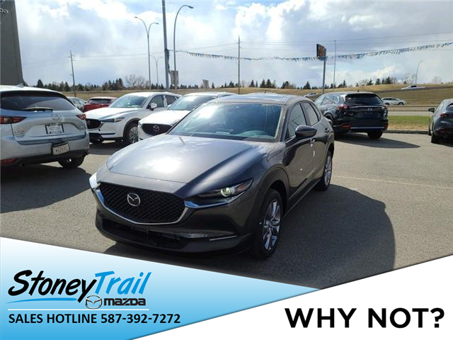 2021 Mazda CX-30 GS (Stk: N6689) in Calgary - Image 1 of 4