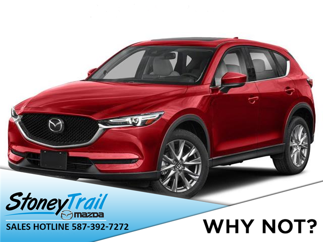 2021 Mazda CX-5 GT w/Turbo (Stk: H2711) in Calgary - Image 1 of 9