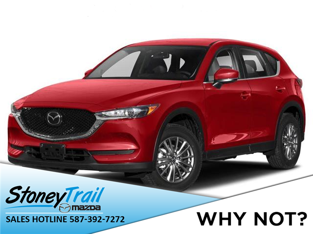 2021 Mazda CX-5 GS (Stk: N6574) in Calgary - Image 1 of 9